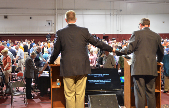 RCA and CRCNA Synods Approve Historic Agreement to Work Together
