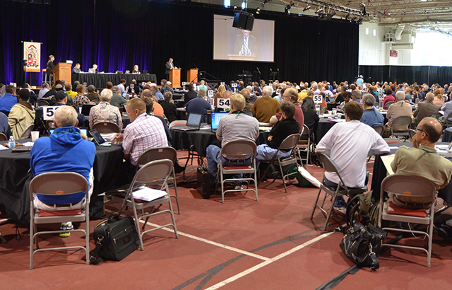 General Synod Asks for Definition of Marriage