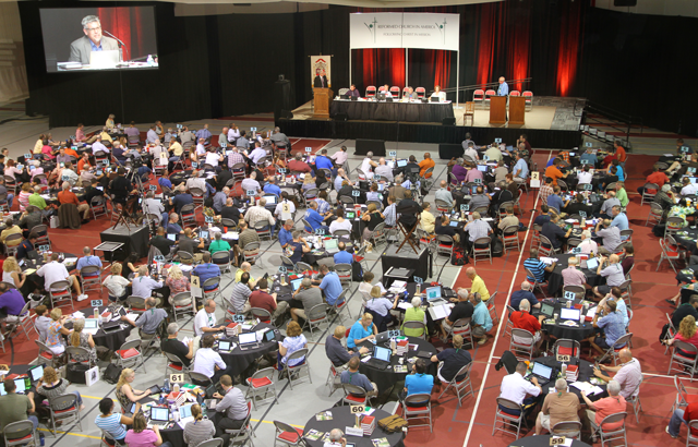 Biennial Synod Will Take Center Stage at Synod 2014