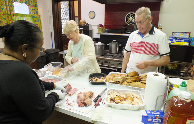 An Appetite for Serving: Community meal creates camaraderie and connection