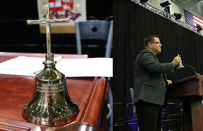 General Synod 2015 Begins