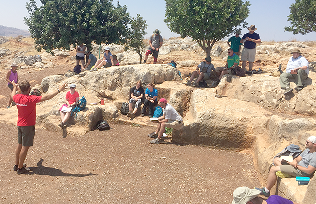 Finding Identity in Israel