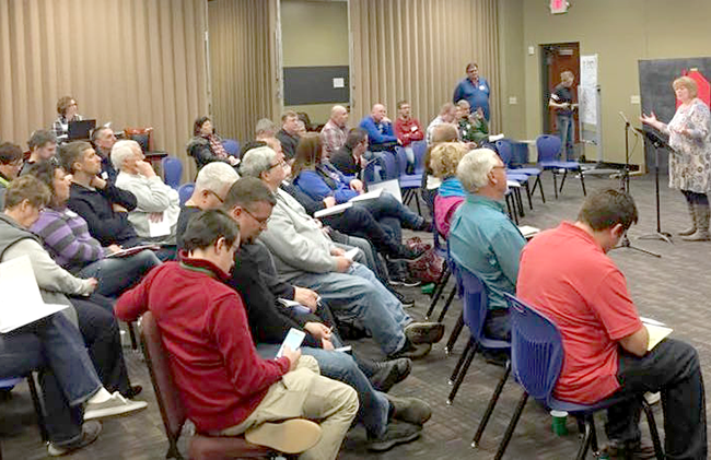 A Discipleship Learning Community in Iowa