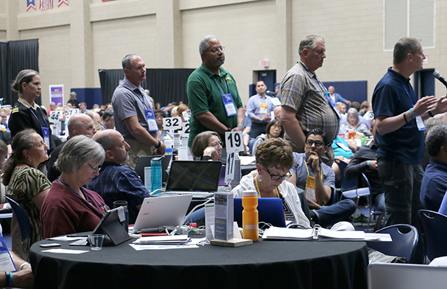 Synod Looks to Standards to Define Marriage