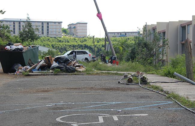 U.S. Virgin Island Communities Ready to Rebuild