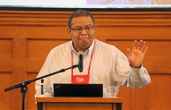 Meet General Secretary Candidate Eddy Alemán
