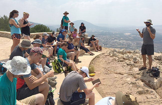 Intergenerational Trip to Israel Planned for June 2019