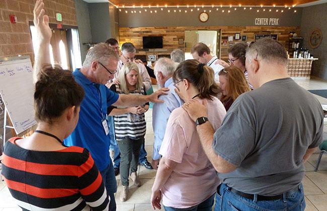 Pilot Program Helps Churches Thrive