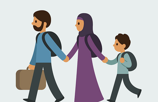 Refugee Response—One Family at a Time