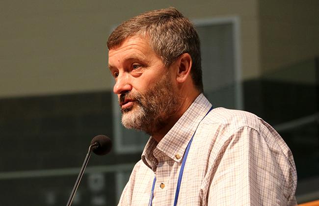 EJ de Waard Elected Synod Vice President