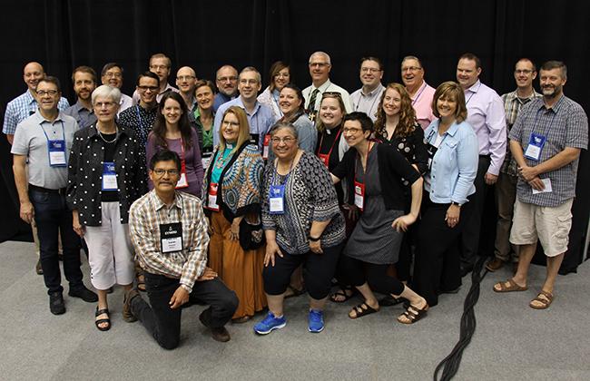RCA and CRC Delegates Discuss Closer Partnership