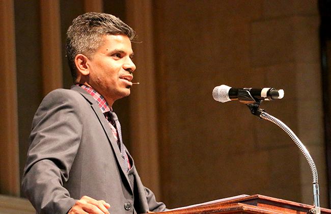 JP Sundararajan Named Director of RCA Global Mission