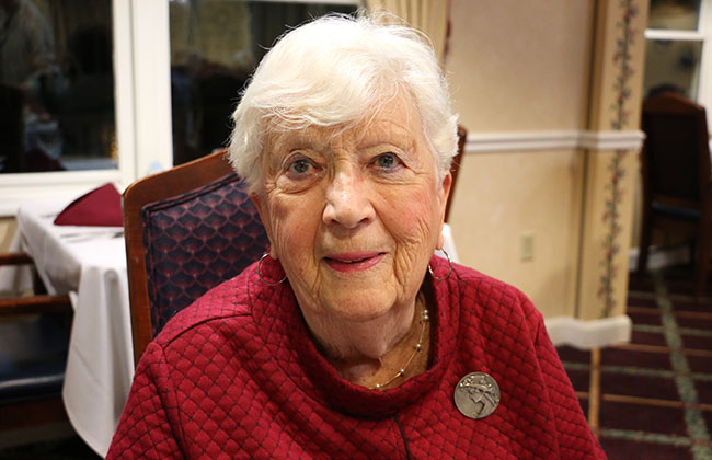 RCA honors the life and service of Luella Mulder