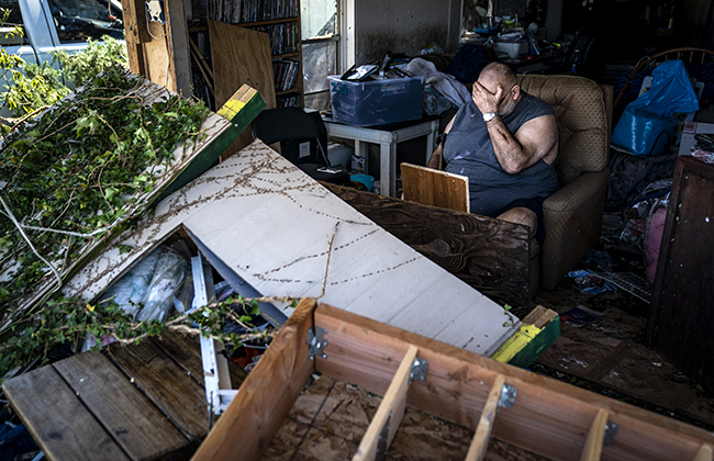 RCA Global Mission Responds to Hurricane Michael