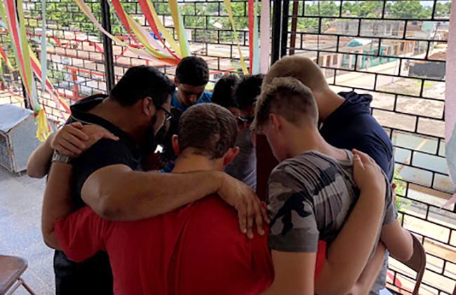 Heeding God's Call to Cuba