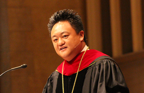 Felix Theonugraha Installed as President of Western Theological Seminary