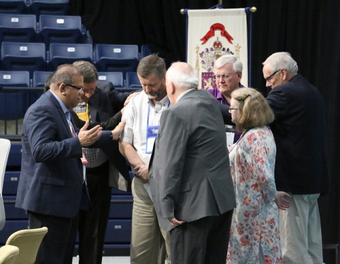 General Synod Daily Recap: Monday, June 10