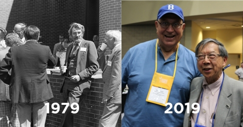 General Synod: Then and Now in Pictures