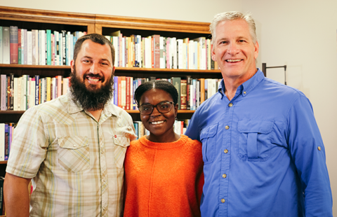 New Discipleship Leaders Announced
