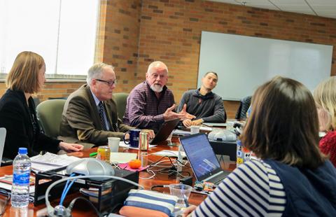 RCA and CRCNA Team Discusses Interreligious Matters
